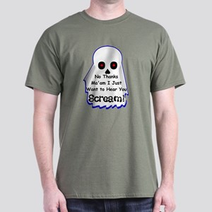 Just Scream! Dark T-Shirt