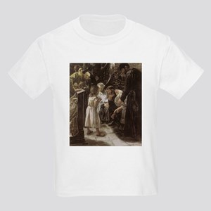 Jesus in the Temple as a Child T-Shirt