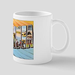 Virginia Greetings Mug