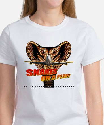 Snakes On The Plane Women's T-Shirt