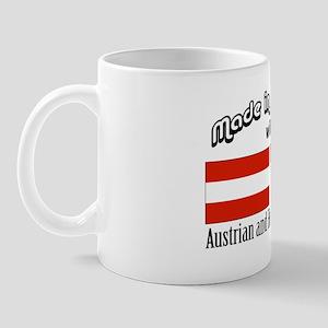 Austrian & Hungarian Parts Mug