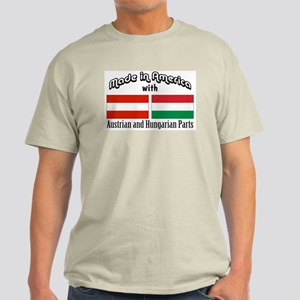 Austrian & Hungarian Parts Light T-Shirt