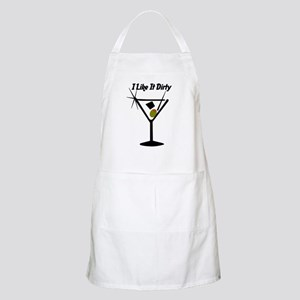 """I Like It Dirty"" BBQ Apron"
