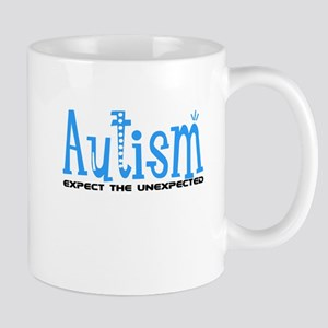 Autism Expect the Unexpected Mug