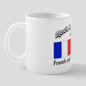 French & German Parts Mug