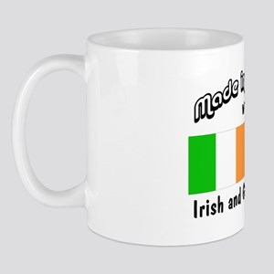 Irish & German Parts Mug