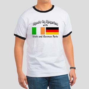 Irish & German Parts Ringer T