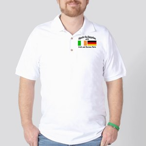 Irish & German Parts Golf Shirt