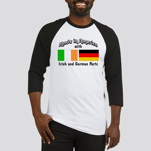 Irish & German Parts Baseball Jersey