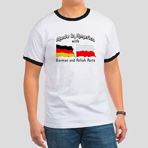 German & Polish Parts Ringer T