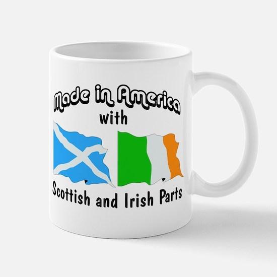 Scottish-Irish Mug
