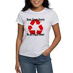 Reuse, Renew, Recycle Women's T-Shirt