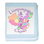 Lianyungang China baby blanket