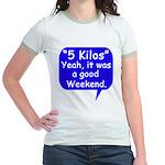 Good Weekend Jr. Ringer T-Shirt