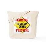 PD Contents Under Pressure Tote Bag