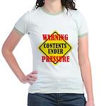 PD Contents Under Pressure Jr. Ringer T-Shirt