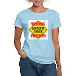 PD Contents Under Pressure Women's Pink T-Shirt