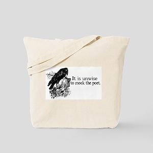 Poet Tote Bag