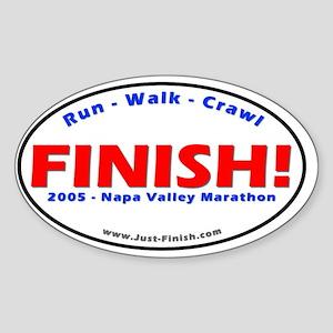 2005-Napa Valley Marathon