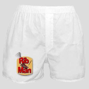 Rib Man Boxer Shorts