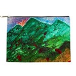 Green Mountains Makeup Pouch