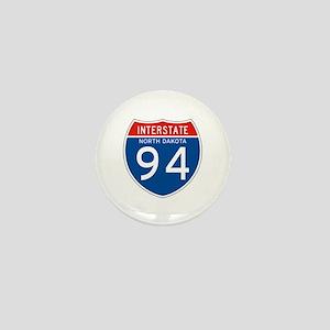 Interstate 94 - ND Mini Button