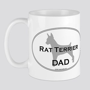 Rat Terrier DAD Mug