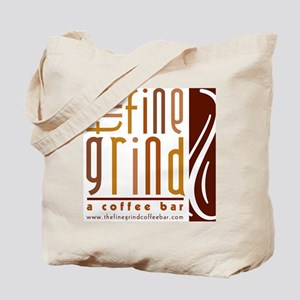 The Fine Grind Tote Bag