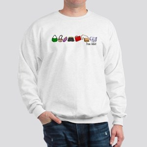 Purse Addict Sweatshirt