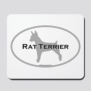Rat Terrier Mousepad
