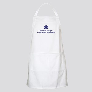 Feel Safe with a Paramedic BBQ Apron