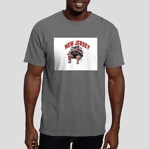 NEW JERSEY Mens Comfort Colors Shirt