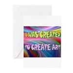 CREATE ART Greeting Cards