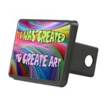 CREATE ART Hitch Cover