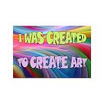 CREATE ART Wall Decal