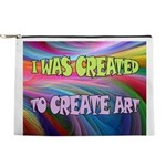 Create Art Makeup Pouch