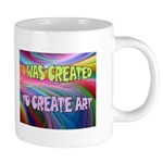 CREATE ART Mugs