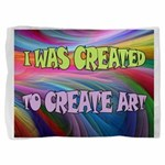 CREATE ART Pillow Sham