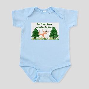 Naked Pagan Infant Bodysuit