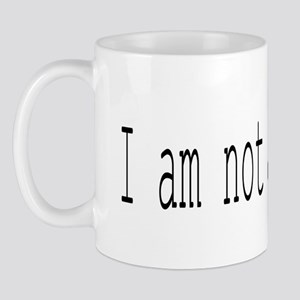 I'm not a Baldwin Mug