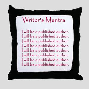 Romance Writers Throw Pillow