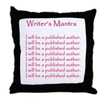 Romance Writers Throw Pillow
