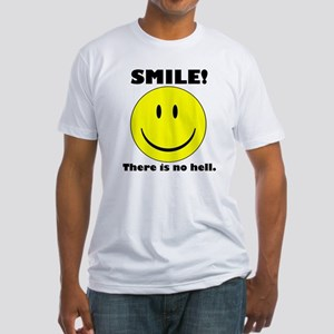 Smile! Fitted T-Shirt