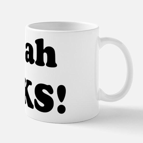Beulah Rocks! Mug