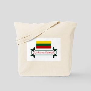 Lithuania Linksmu... Tote Bag