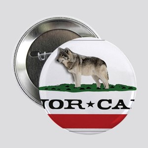 "Nor Cal Wolfdogs 2.25"" Button"