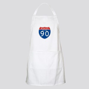 Interstate 90 - NY BBQ Apron