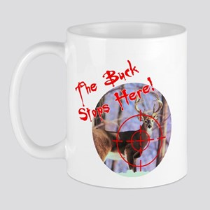 The Buck Stops Here Mug