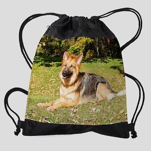 ziggy kurek Drawstring Bag