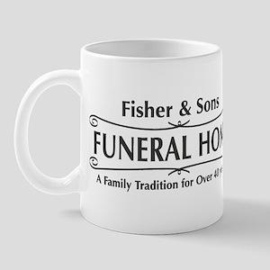 Fisher & Sons Mug